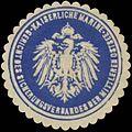 Siegelmarke K. Marine Gericht des Sicherungsverbandes der mittleren Ostsee W0357375.jpg