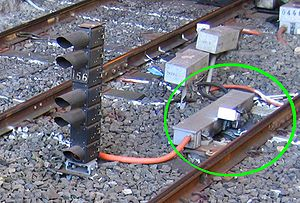 Moorgate tube crash - Train stop equipment