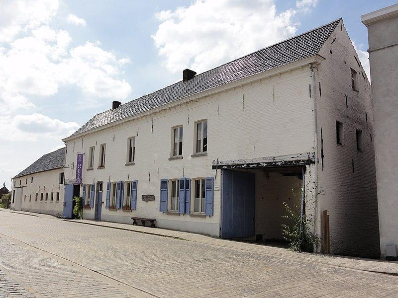 Farm at Koekoekstraat 17 in Sint-Kornelis-Horebeke. Sint-Kornelis-Horebeke, Horebeke, East Flanders, Belgium