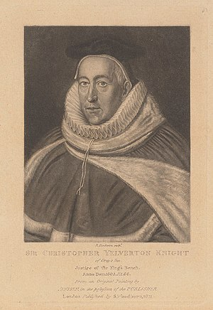 9th Parliament of Queen Elizabeth I - The Speaker, Sir Christopher Yelverton