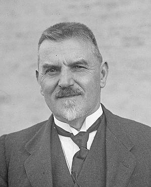 Arnold Theiler - Theiler in 1923