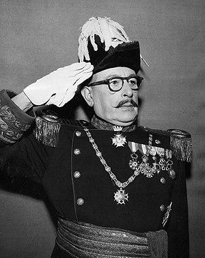 "Cameo Theatre - Sir Cedric Hardwicke in George Bernard Shaw's ""The Inca of Perusalem"", 1955"