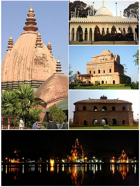 Historic places in Assam