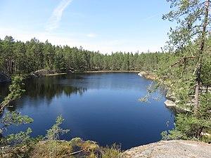 Sjö i Tivedens nationalpark.jpg