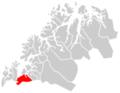 Skånland kart.png