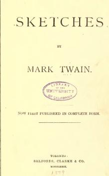 Sketches by Mark Twain.djvu