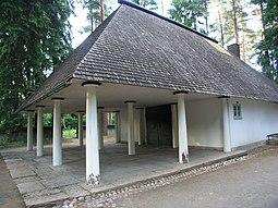 SkogskapelletLa capilla del bosque