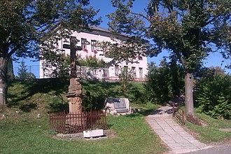 Česká Rybná - Image: Skola v Ceske Rybne