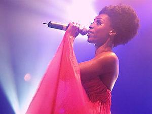 Skye Edwards - Skye (Paris, 2010)