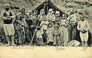 Romani people in Turkey - Roma in Izmir (1904)