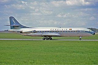 1973 Royal Air Maroc Sud Aviation Caravelle crash