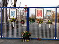 Solidarności Square in Gdańsk after president's plane crash 2010 - 2.jpg