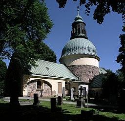 Solna kirke.