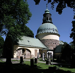 Solna Municipality - Solna church