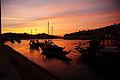 Sonnenuntergang am Rio Douro in Porto.jpg