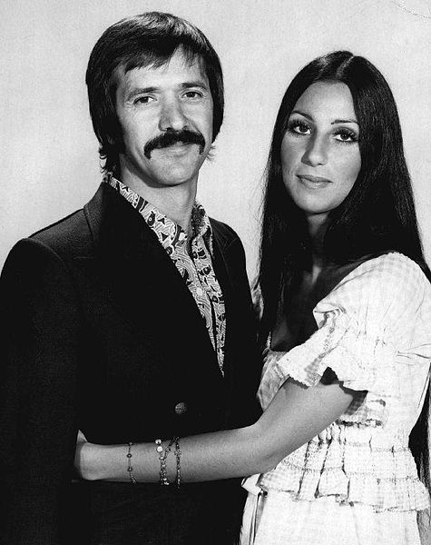 6cdc0a6a1a4 Photo of Sonny and Cher, 1971, courtesy of the Wikipedia Commons