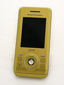Image illustrative de l'article Sony Ericsson S500i