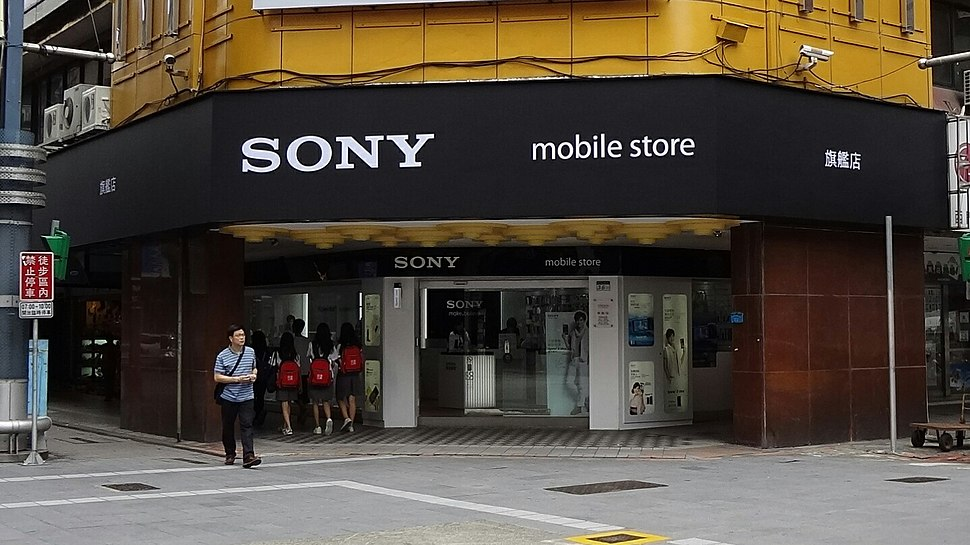 Sony Mobile store Taipei flagship 20131011