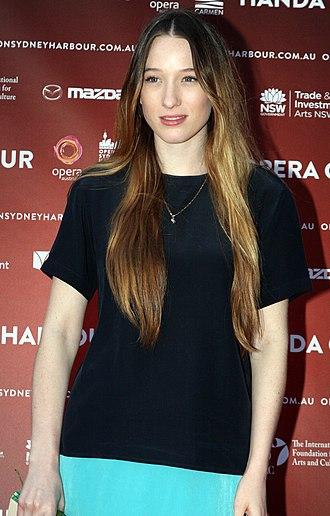 Sophie Lowe - Sophie Lowe in 2013.