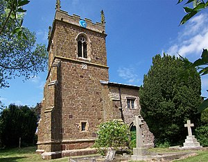 South Willingham - Image: South Willingham Church geograph.org.uk 186099