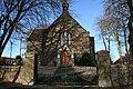 South facing entrance to Church at New Pitsligo. - geograph.org.uk - 311889.jpg