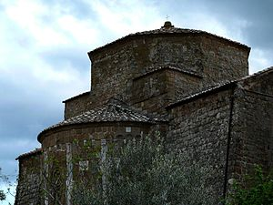 Roman Catholic Diocese of Pitigliano-Sovana-Orbetello - Image: Sovana z 05