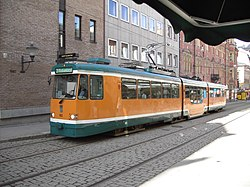 Sporvogn 61 Hospitalsgatan Norrköping april 2005. jpg