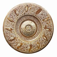 Spain Dish painted in gold lustre.jpg