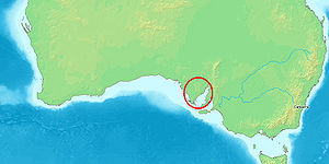 Spencer Gulf - Location of Spencer Gulf in Australia