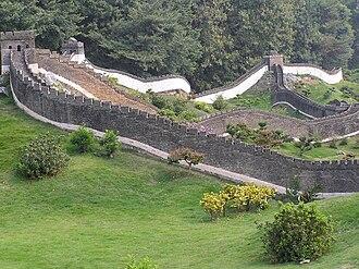 Splendid China Folk Village - Miniature Great Wall of China