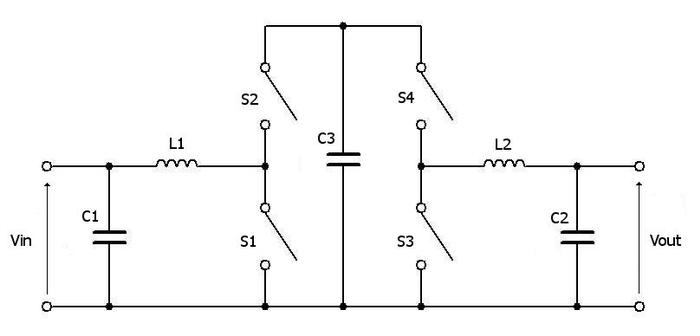 crossed-field amplifier