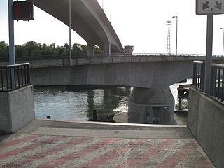 Spokane Street Bridge