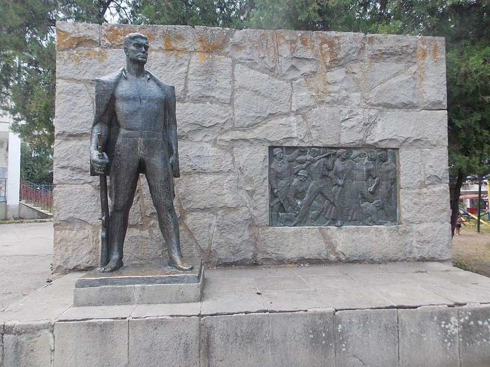 Spomenik u Bojniku