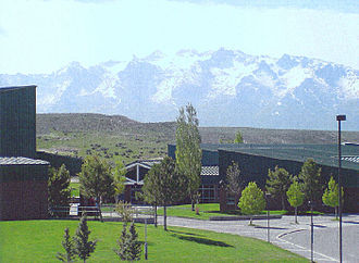 Spring Creek, Nevada - Spring Creek High School