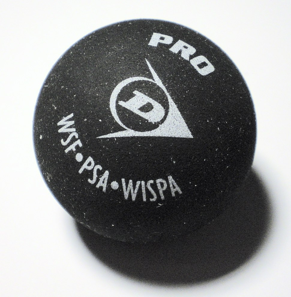 Squash Ball Dunlop Revelation Pro 1