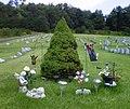 St. Joseph's Cemetery Hyner Pennsylvania gravesite.jpg