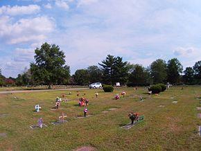 Jardines conmemorativos de Chapel Hill, en Penn Township