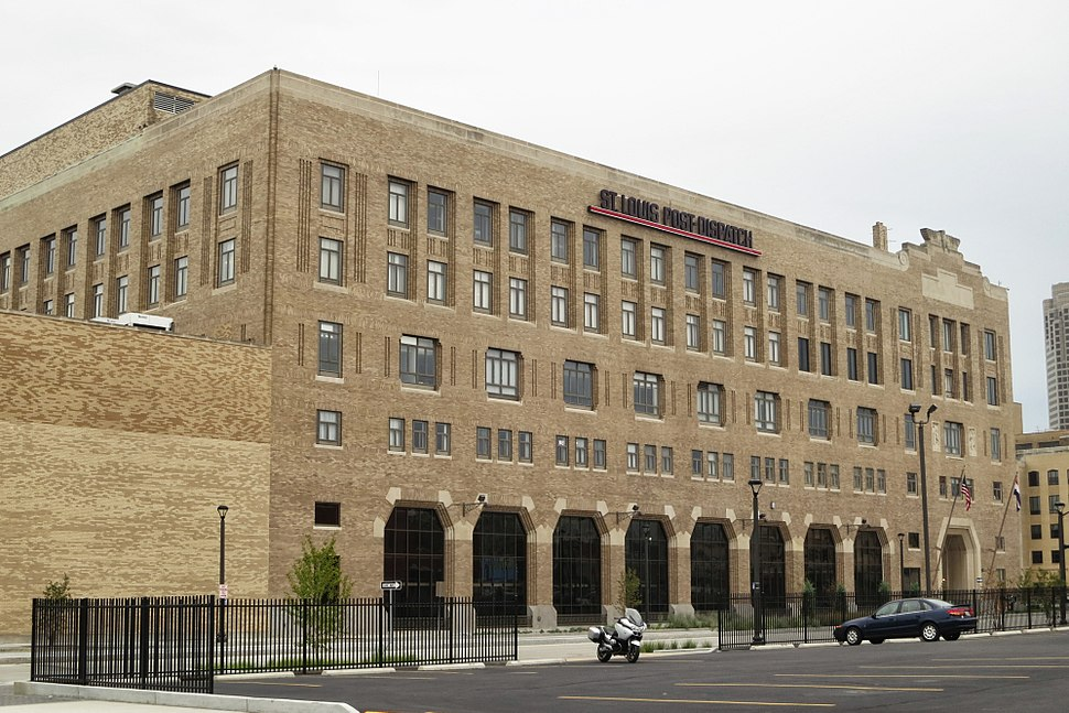 St. Louis Post-Dispatch headquarters
