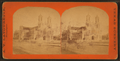 St. Mary Cathedral, Galveston, exterior, by A. V. Latourette.png