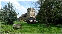 St. Michael's Church, Walton, Milton Keynes - geograph.org.uk - 1474880.jpg