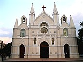 St. Patrick's Church was built in 1850. It was adopted as 'cathedral' in 1886 when the Diocese of Poona was established.