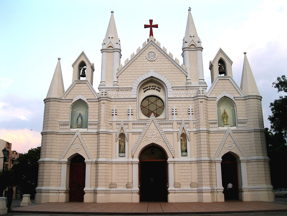 St. Patrick%27s Cathedral, Poona