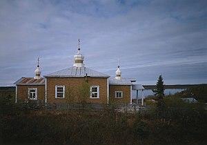 St. Sergius Chapel, Chuathbaluk, Alaska.jpg
