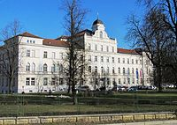 St. Stanislaus Institute - Sentvid Ljubljana Slovenia.JPG