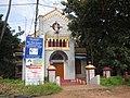 St. Xaviers Chapel, Alapuzha Beech - സെന്റ് സേവിയേർസ് ചാപ്പൽ, ആലപ്പുഴ ബീച്ച്.jpg