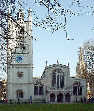 St. Margaret's Church, Westminster Abbey