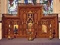 St Ethelbert, East Wretham, Norfolk - Reredos - geograph.org.uk - 1701482.jpg