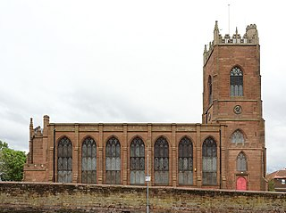 St Georges Church, Everton Church in Merseyside, England