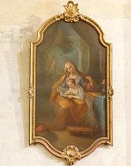 l'Education de la Vierge