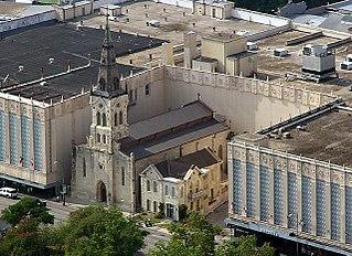 St. Joseph Catholic Church (San Antonio, Texas) Church in Texas, United States